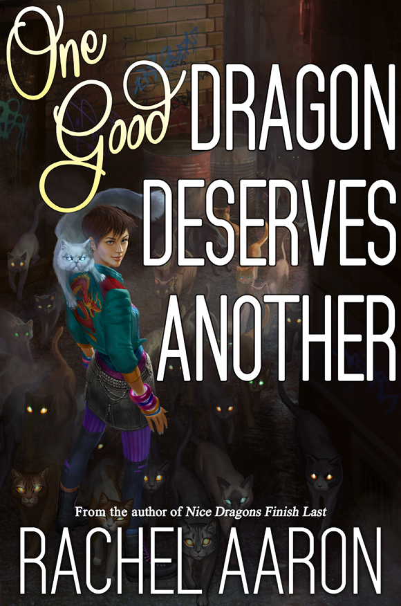 One Good Dragon Deserves Another
